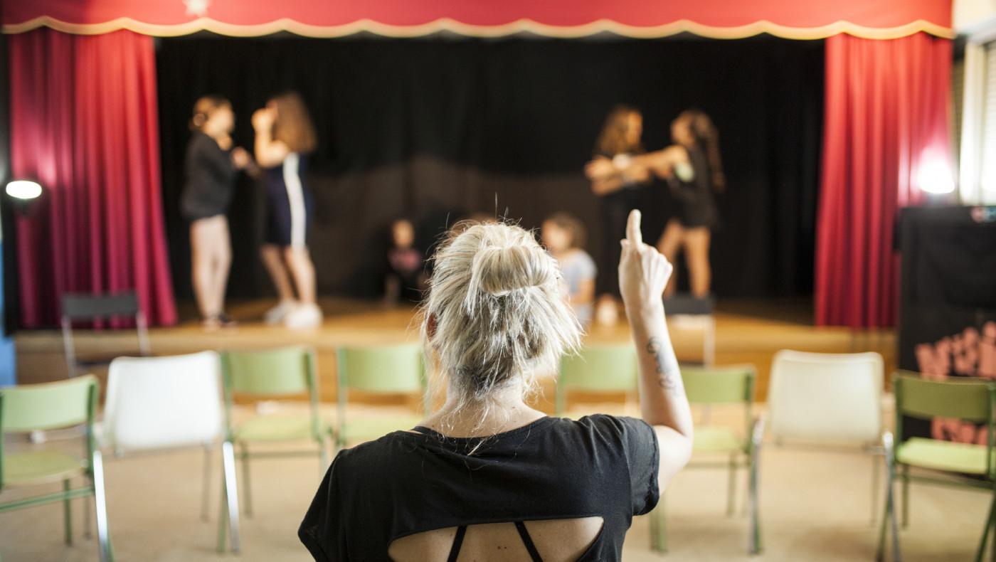 Atelier Théâtre Adultes